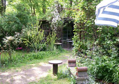 Der Garten Kruppstraße 16 22