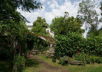 Der Garten Kruppstraße 16 23