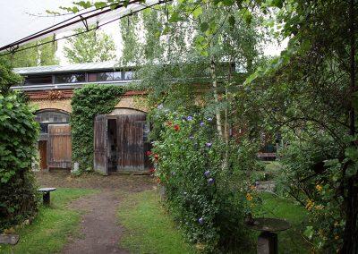 Der Garten Kruppstraße 16 24