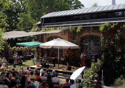 Der Garten Kruppstraße 16 25