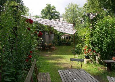 Der Garten Kruppstraße 16 28