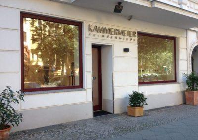 Feinschmiede Windscheidstraße 20 in Berlin I Foto: AK