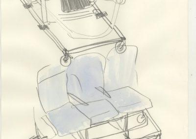 Entwurfsskizze von Jana Euler